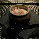 オニオン味噌スープのグラタン変化